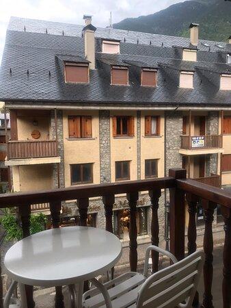 Hotel en centro de Benasque