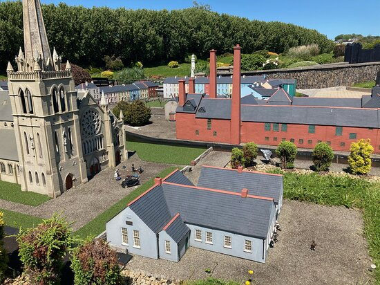 Church of the Immaculate Conception, old National School & Brewery, Clonakilty