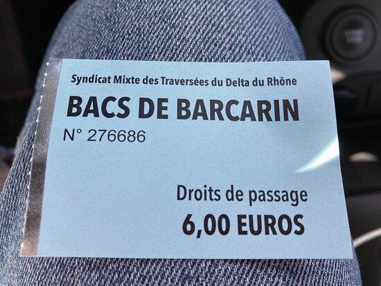 Bac de Barcarin