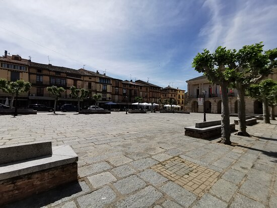 Plaza Mayor o Porticada
