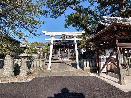 Hiji Wakamiya Hachiman Shrine