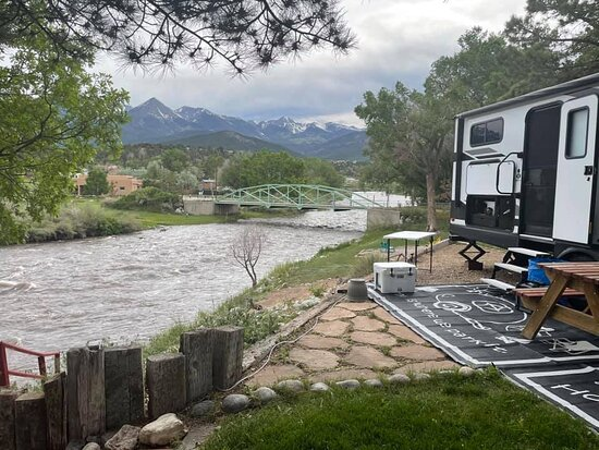 Howard, CO: Our view from our site.