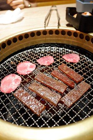 燒肉種類夠多有新鮮感