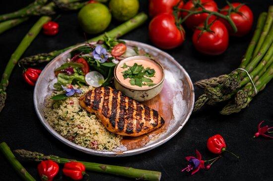 Our KITCHEN- Delicious lunch - oriańska cuisine