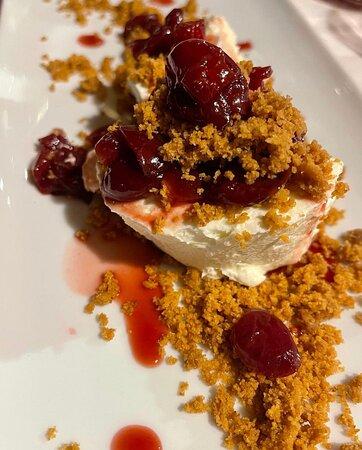 Cheesecake alla ciliegia