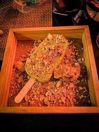 Chicken and foie gras gyoza - 倫敦Fu:dizm Tapa Room & Restaurant的圖片 - Tripadvisor