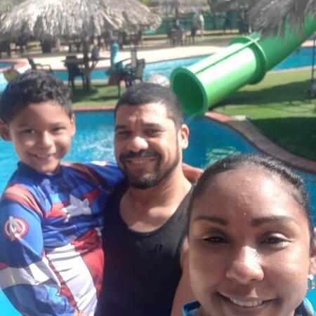La Villa de los Santos, Panama: Tremendo fin de semana de cumpleaños de mi hijo Yeinier