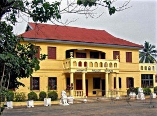 Ashanti Region, Ghana: Manyhia Palace Museum