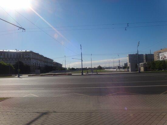 Gagarin Square