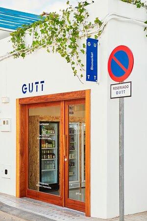Famara, Ισπανία: Entrada a la tienda!