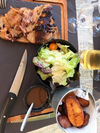Salade césar - A la Plancha, 일레드레 사진 - 트립어드바이저