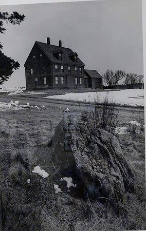 "1970 ""Olson House, Cushing,"" George Tice."