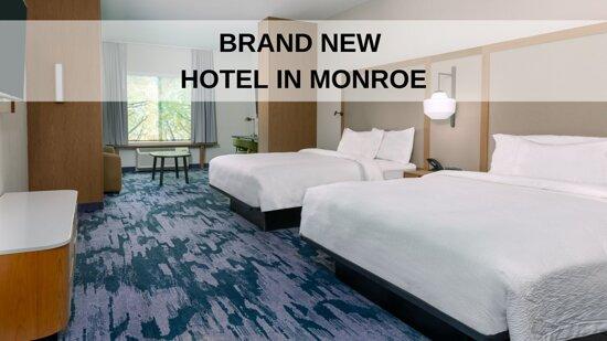 Front Desk: image de Fairfield Inn & Suites Charlotte Monroe - Tripadvisor