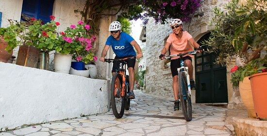 S-Bikes Cycle Corfu
