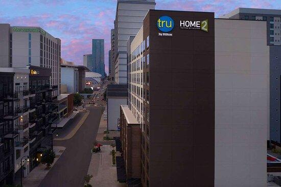 Tru By Hilton Nashville Downtown Convention Center