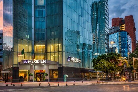 Le Méridien Mexico City, hoteles en Ciudad de México