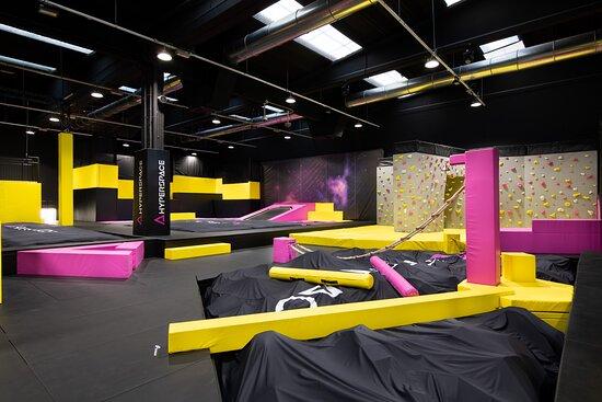 Buccinasco, Italia: La nostra Jump Arena, con tante attrazioni da sperimentare!