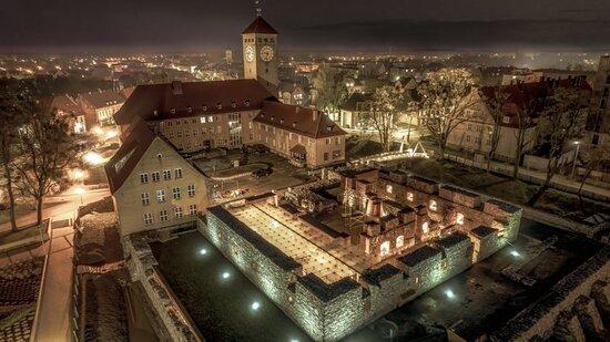 Zamek Krzyżacki w Szczytnie