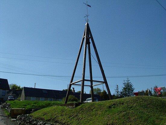 Leadhills Curfew Bell