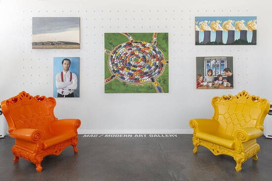 Modern Art Gallery Garnizon