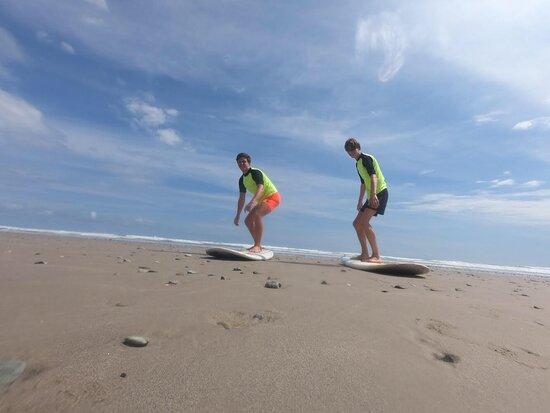 Go big or go home! Surf lessons, Santa Teresa, Costa Rica Image