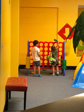 Morganville, NJ: Our Little Zone is designed for the little ones to have fun too!