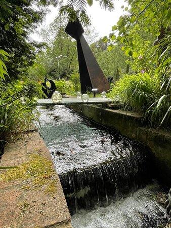 Sculpture Park with hidden depths