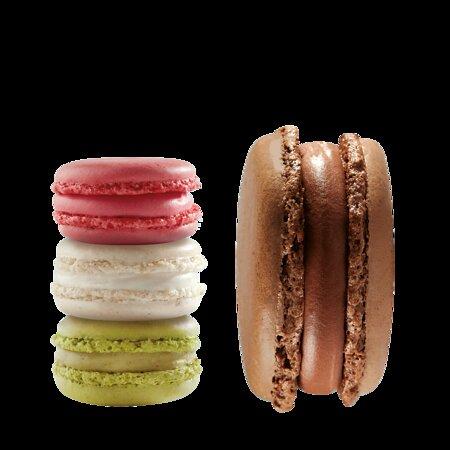 Grandioso Macaron: Three times the size!!