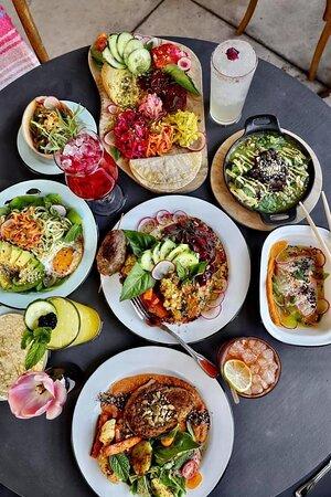 A delicious spread