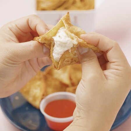 We have a special carryout deal for you! A FREE order of our Blue Crab Rangoons on a carryout order of $20.00 or more (after discount).  Use code: RANGOON  Our Blue Crab Rangoons are tso popular for a reason! Quality ingredients that you can taste: REAL BLUE CRAB MEAT 🦀 and PHILADELPHIA CREAM CHEESE