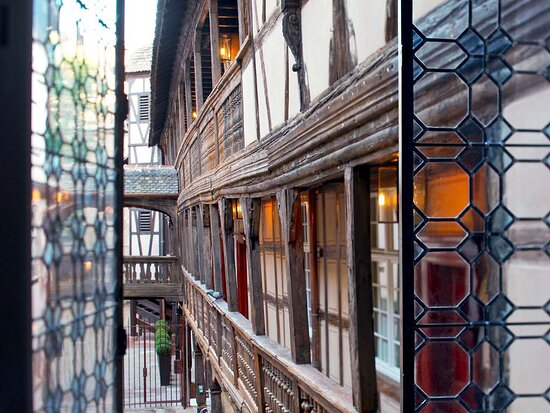 Hotel Cour du Corbeau Strasbourg - MGallery