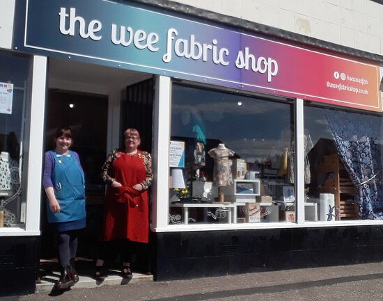 The Wee Fabric Shop