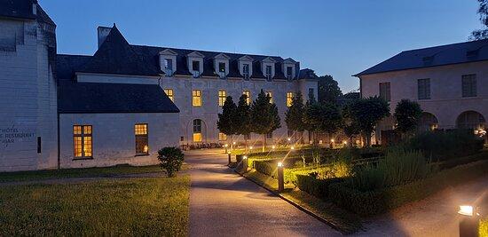 Site très jolie (hotel restaurant abbaye)