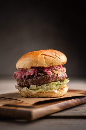 Meatlover Burger By Dierendonck