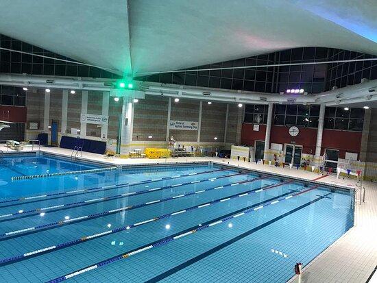 Hatfield Swim Centre Swimming Pool, Swimming Pool Welwyn Garden City