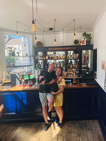 New owners Nick Juliette and Margie