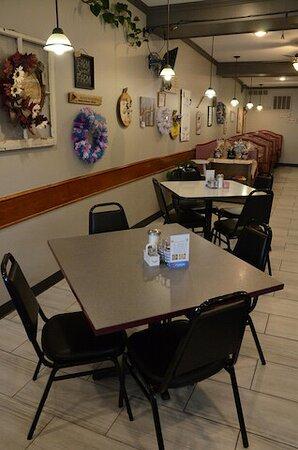 Oelwein, IA:  Ma & Pa's Diner