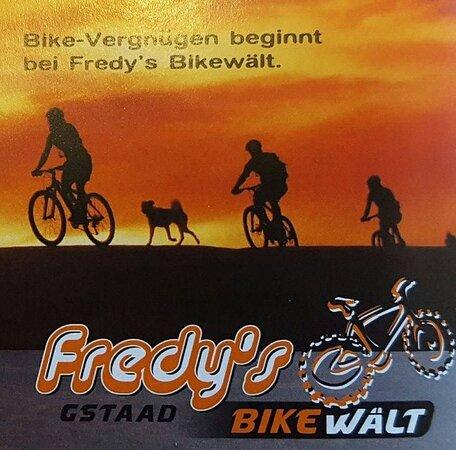 Fredy's Bikewalt