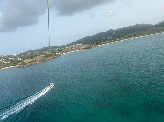 Parasail Virgin Islands