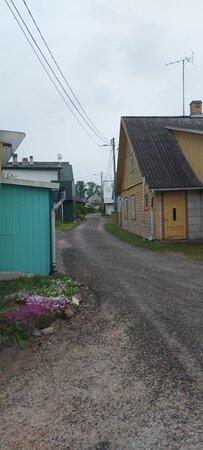 Kallaste old town