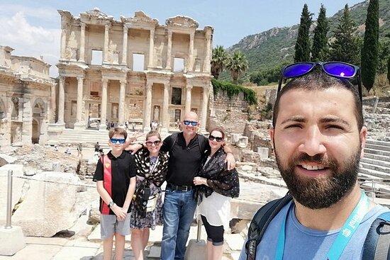 Høydepunkter i Efesos
