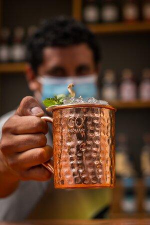 Talara, Peru: #LaRefineria Disfuta de nuestra amplica variedes de cócteles clásicos y de autor.
