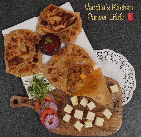 https://youtu.be/2mZVNSSBdJw  Learn to make Paneer Lifafa On YouTube @vanditaskitchen   #pannerlifafa #paneer #paneerrecipes #paratha #vanditaskitchen #vadodara #food #delicious