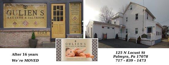 Gulien's Massage & Saltroom