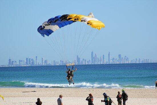 Gold Coast Skydive