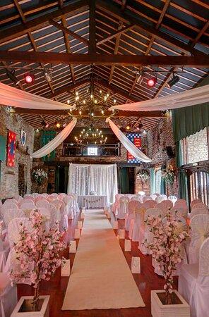 park hall hotel wedding events OP