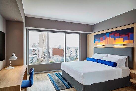 Aloft Lima Miraflores, hoteles en Lima