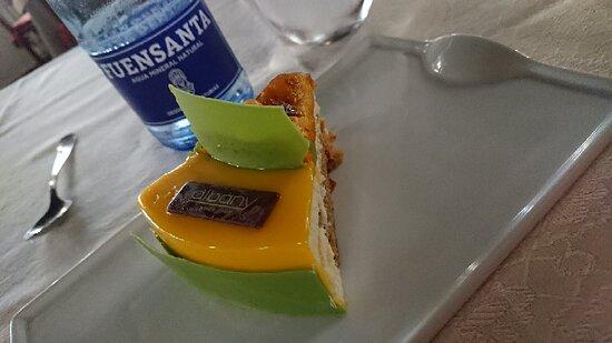 Tarta de cítricos 🍋