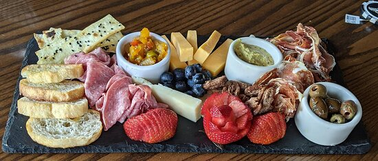 Charcuterie Board - Absolutely delicious!!!