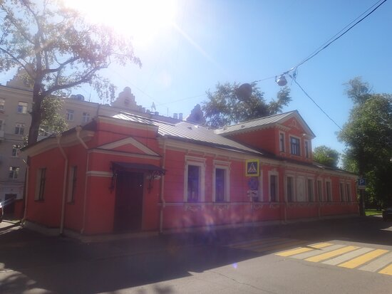 Main House of the Matveyevs' City  Manor